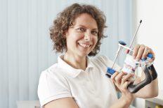 Sylvia Kern, Zahntechnikermeisterin