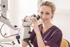 Christina Sperling, angestellte Zahnärztin